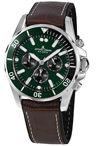 Jacques Lemans Reloj para Hombre 1-2091C