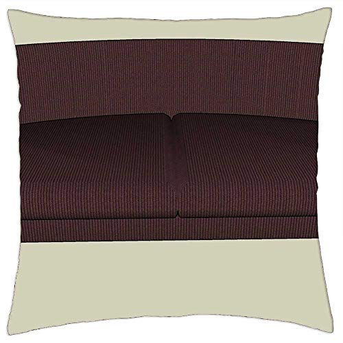 LESGAULEST Throw Pillow Cover (16x16 inch) - Sofa House Home Room Couch Apartment Furniture