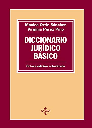 Diccionario jurídico básico (Derecho - Introducción al Derecho)