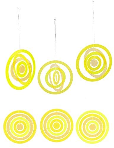 Mobile Lichtspiel - Sonnenfänger aus Acrylglas - D: 20 cm - Fensterdeko