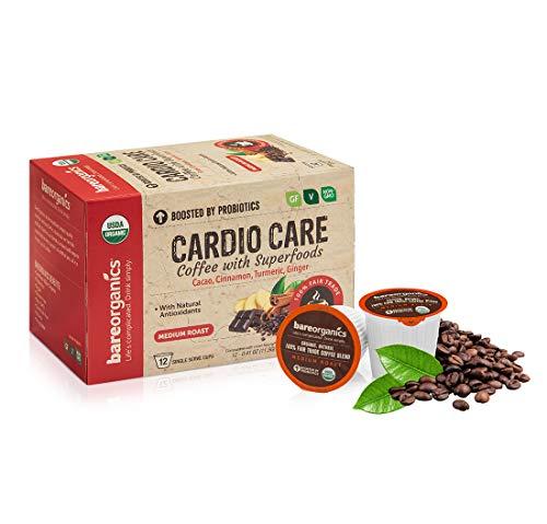 BareOrganics Cardio Care Coffee