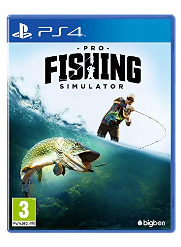 Pro Fishing Simulator - PlayStation 4