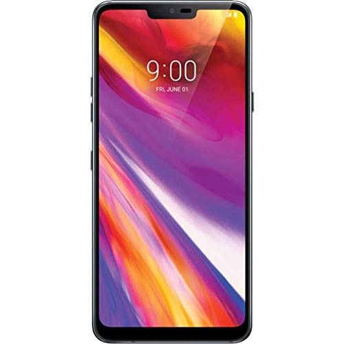 LG Electronics G7 ThinQ Factory Unlocked Phone - 6.1in Screen - 64GB - Platinum Grey (U.S. Warranty) (Renewed)