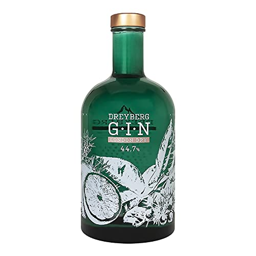 Dreyberg LONDON DRY GIN Gin (1 x 0.7 l)