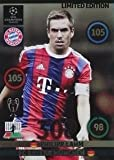 Champions League Adrenalyn XL 2014/2015 Philipp Lahm 14/15 Limited Edition by Panini