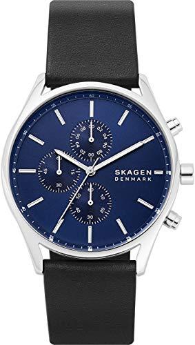 [スカーゲン] 腕時計 HOLST SKW6606 メンズ 正規輸入品 ブラック