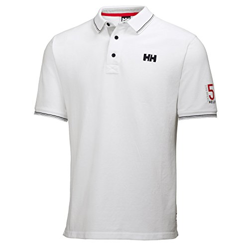 Helly Hansen Marstrand Polo Manches Courtes Homme, 597 Navy, FR : M (Taille Fabricant : M)