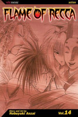 [Flame of Recca: v. 14] (By: Nobuyuki Anzai) [published: August, 2008]
