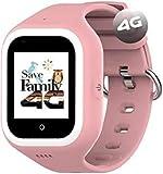 Reloj-Smartwatch 4G ICONIC con Videollamada & GPS instantáneo Infantil y juvenil SaveFamily. WIFI, Bluetooth, cámara, fondos de pantalla, identificador de llamadas, Boton SOS Waterproof Ip67