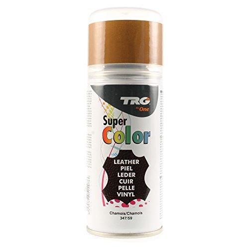 TRG Super Spray Leder Lederfarbspray Lederfarbe (#347 Chamois / 59-150 ml - 3.77 oz.)