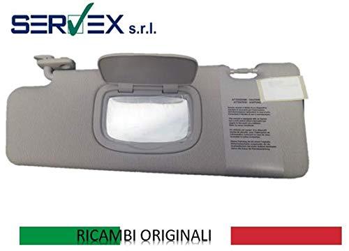FCA   Aletta Parasole Lato Guida Fiat Bravo 2007-2014   Ricambio Originale Codice 735499987