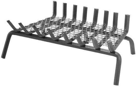Pilgrim Ember Grate in Black Finish Back: 20. x Free shipping New Front: in. 24.5 Mail order cheap