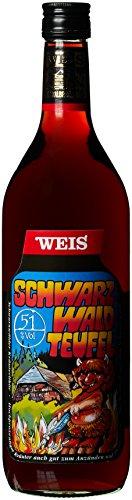 Weis schwarzwald-Teufel Kräuterlikör (1 x 1 l)