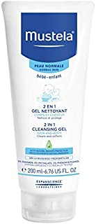Mustela 2 in 1 Hair and Body Cleansing Gel For Babies, 200ml