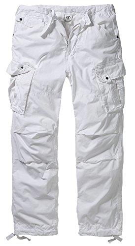 BRANDIT columbia mountain pantalon vintage pantalon cargo - Blanc - L