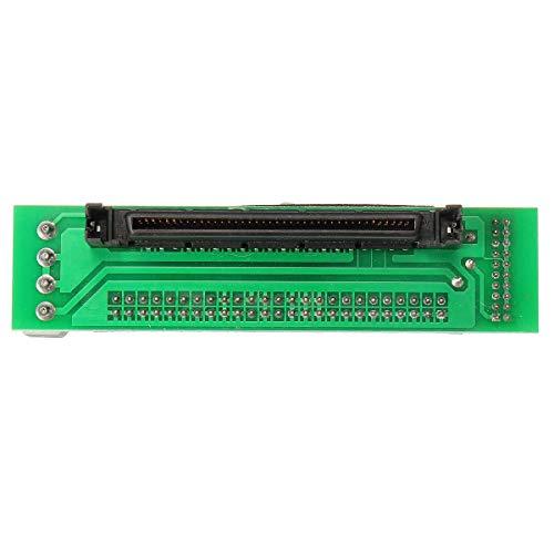 VORA SCSI SCA 80 Pin una 50 Pin Tarjeta de Convertidor Adaptador de Disco Duro de Computadora para Todos U320 / U160 / LVD /