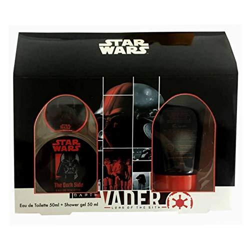 Mr White Jr Geschenkset aus Metall Star Wars für Kinder Eau de Toilette 50 ml/Duschgel 75 ml
