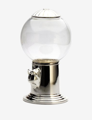 Godinger Silver Top Candy Dispenser - - Godinger