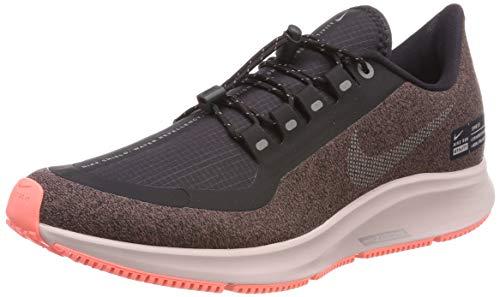 Nike Air Zoom Pegasus 35 Shield Women's Shoes Oil Grey/Smokey Mauve/Rose aa1644-001 (7.5 B(M) US)