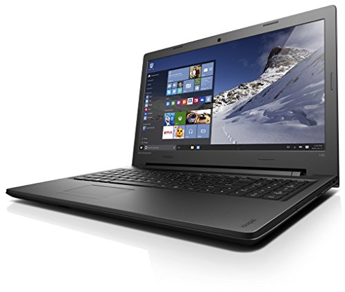 Lenovo Ideapad, Display 15.6' HD, Processore Intel, 4 GB di RAM, 500GB HDD, Scheda Grafica, Nero