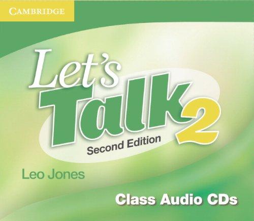 Download Let's Talk Class Audio CDs 2 0521692865