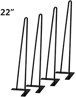 Best 26 inch hairpin legs Reviews