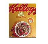 Kellogg's All-Bran Fibra Plus Salvado de Trigo, 375g
