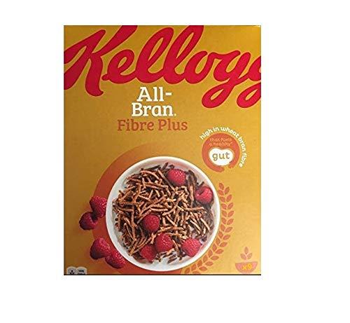 Kellogg´s All-Bran - Plus, Salvado de trigo, 375 g