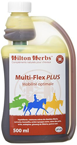Hilton Herbs Multi-Flex Plus Compétition pour Chevaux 500 ML