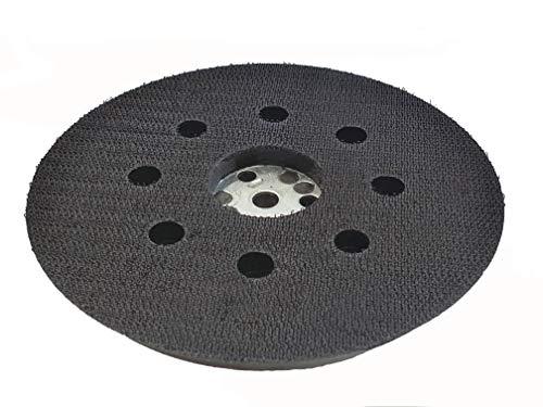 Schleifteller Haftstützteller Exzenterschleifer gelocht Ø125 mm mittelhart │ geeignet für BOSCH und SKIL Schleifmaschinen