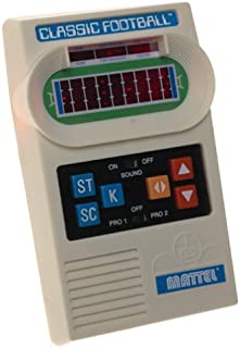 Mattel Classic Football Handheld Game