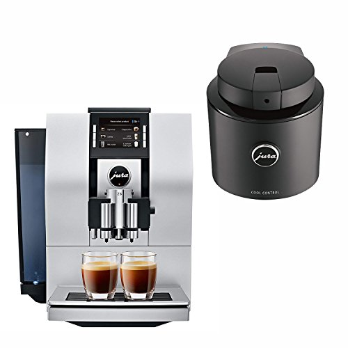 Jura 15093 Automatic Coffee Machine Z6, Aluminum with Jura 70384 Cool Control Basic, 20 Ounce
