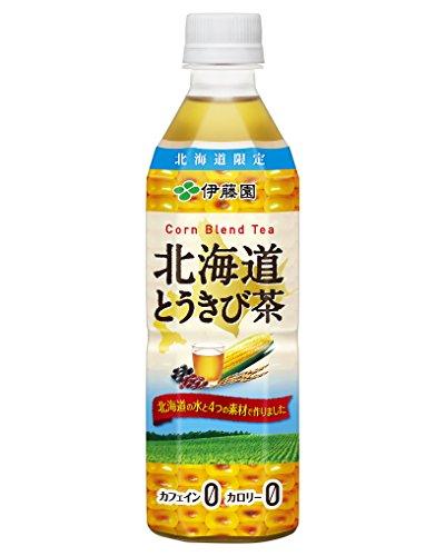 伊藤園 北海道とうきび茶 500ml×24本