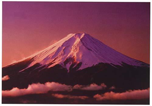 ピンナップ ポストカード 10+1枚 FJ08 赤富士 写真 三好和義