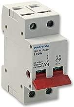 PRO-ELEC - 100A DP Incomer Main Switch Isolator