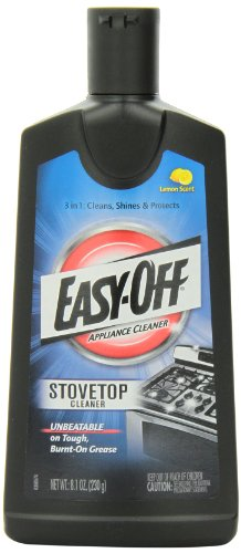 Price comparison product image Easy-Off Cooktop Cleaner,  8.1 oz Bottle