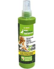 Croci Niki Natural Defence Spray per Pelo dei Cani a Base di Olio di Neem 250ml