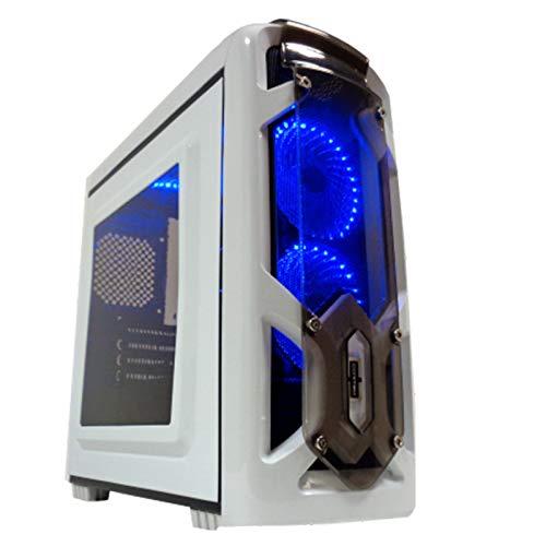 PC Gaming Intel Core i5-3470, Nvidia GeForce GT 730 4GB GDDR3, SSD 240GB, Ram 8GB DDR3, Alimentatore 350W 80 Plus Bronze, Windows 10 Pro