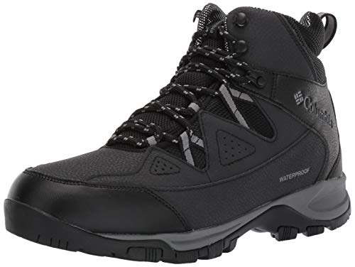 Columbia Men's LIFTOP III Snow Boot, Black, ti Grey Steel, 13 Wide US