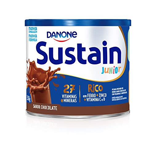 SUSTAIN JUNIOR CHOCOLATE 350 GRAMAS