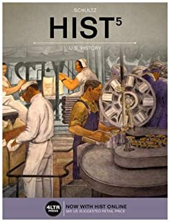 HIST, Comprehensive (with HIST Online, 2 term (12 months) Printed Access Card) (New, Engaging Titles from 4LTR Press)
