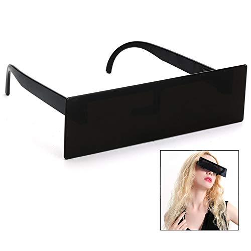 iwobi zonnebril grappige party brillen censuurbril balken bril censuur bril zwart