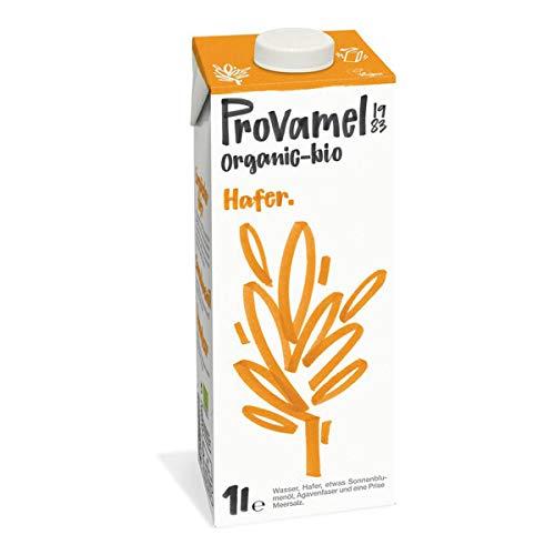Provamel - Bio Haferdrink - 1 l - 8er Pack