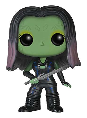 Funko POP! Marvel Guardianes de la galaxia: Gamora