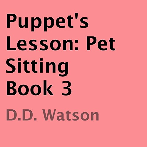 Puppet's Lesson audiobook cover art