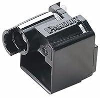 パンドウイット パッチコードロック 黒 10個入り PSL-PCPLRX-BL PSL-DCPLRX-BL