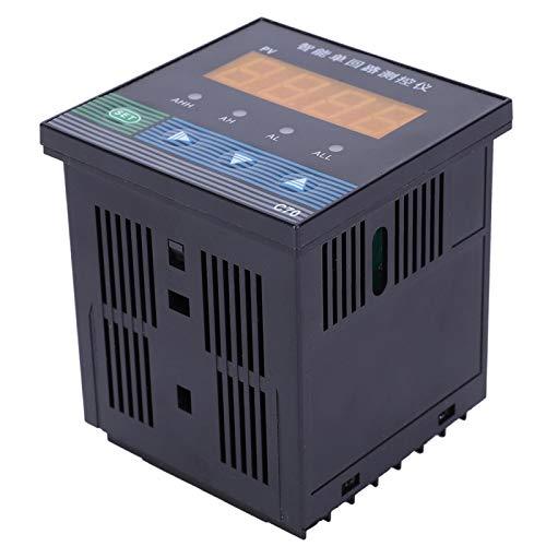Controlador de bucle único, controlador de circuito único inteligente de plástico de alto brillo para pozo de captura para sumidero para piscina para jarra