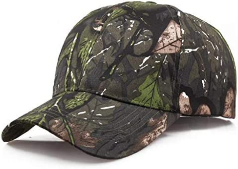 Camouflage Hats for Men BXzhiri Outdoor Cap Hunting Basics Cap product image