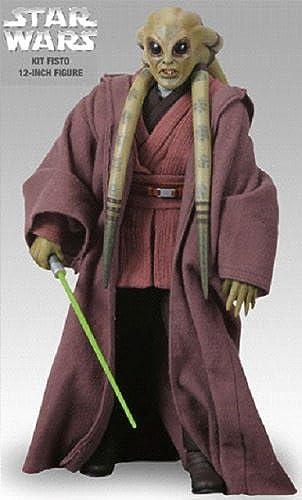 muchas concesiones Star Wars Kit Fisto (japan import) import) import)  tomar hasta un 70% de descuento