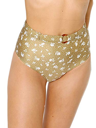 Faithfull The Brand Ravyn Bikini Bottom Marsha Floral